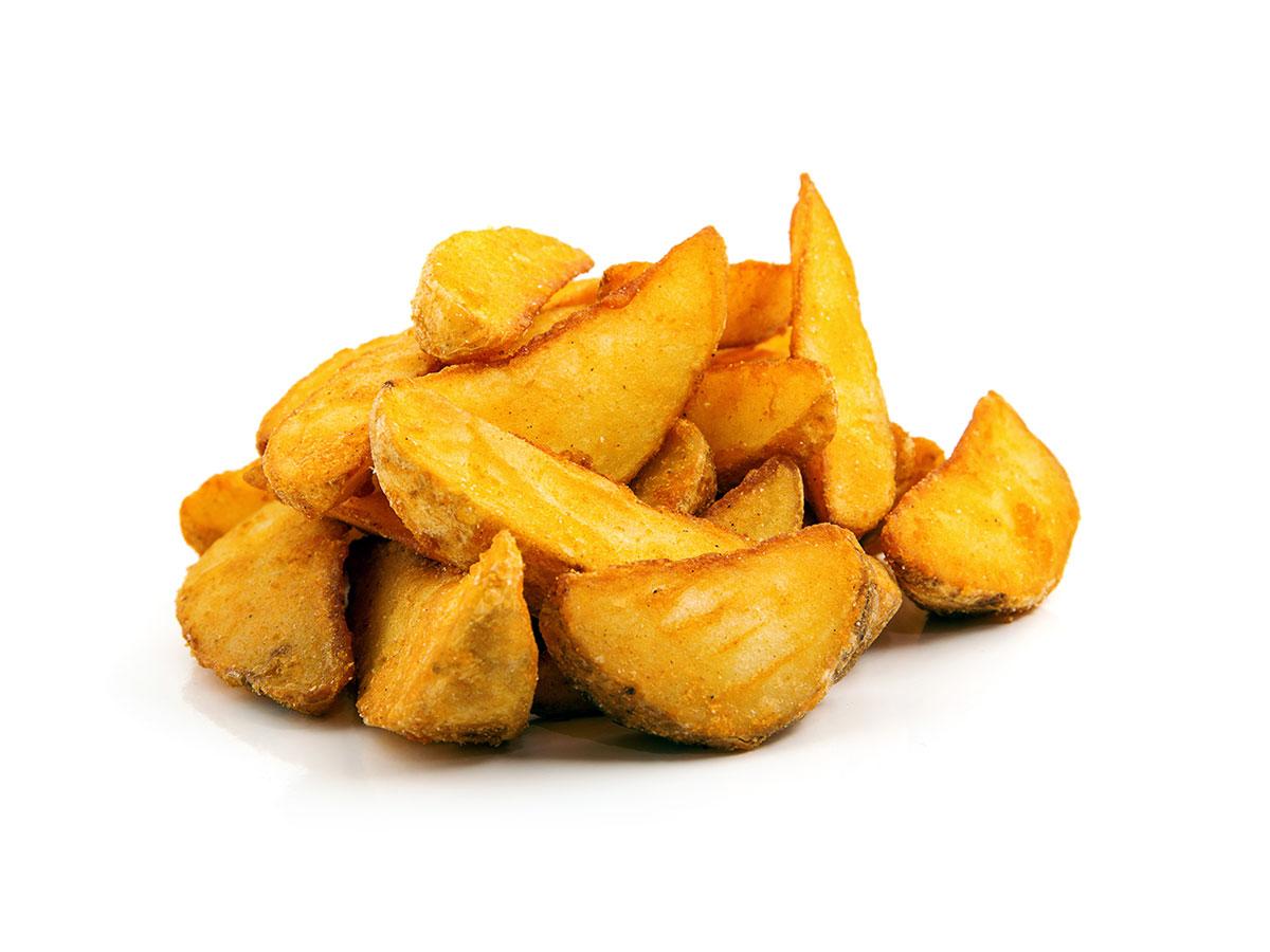 Patatas estilo cajún