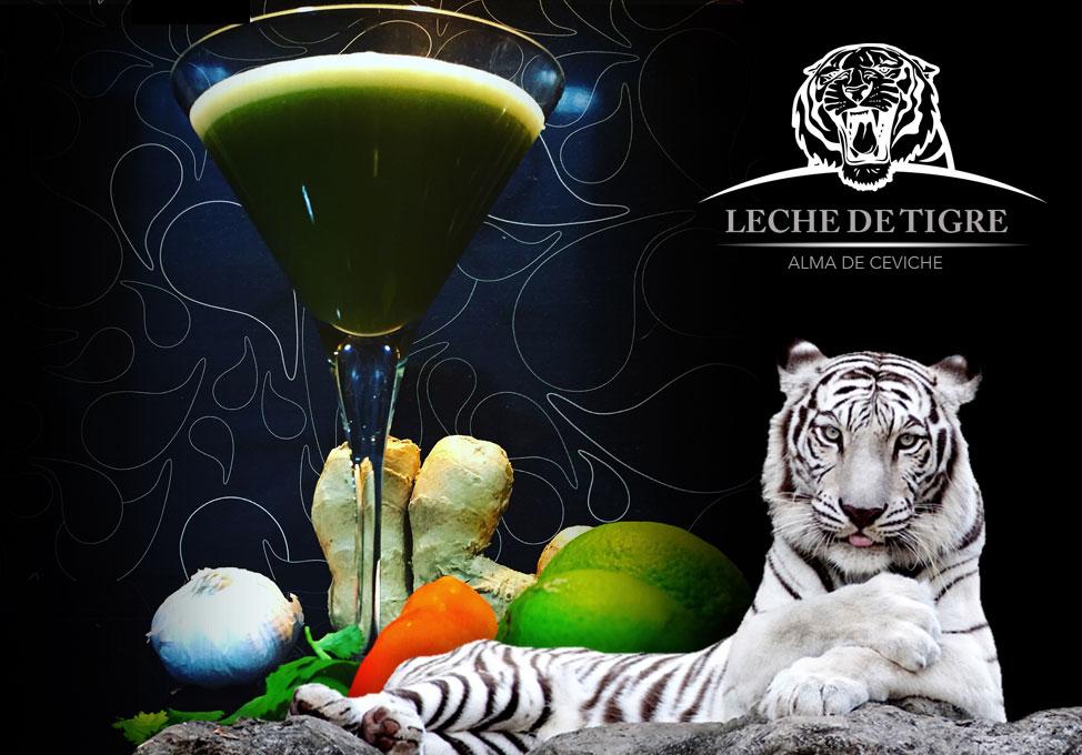 Leche de tigre