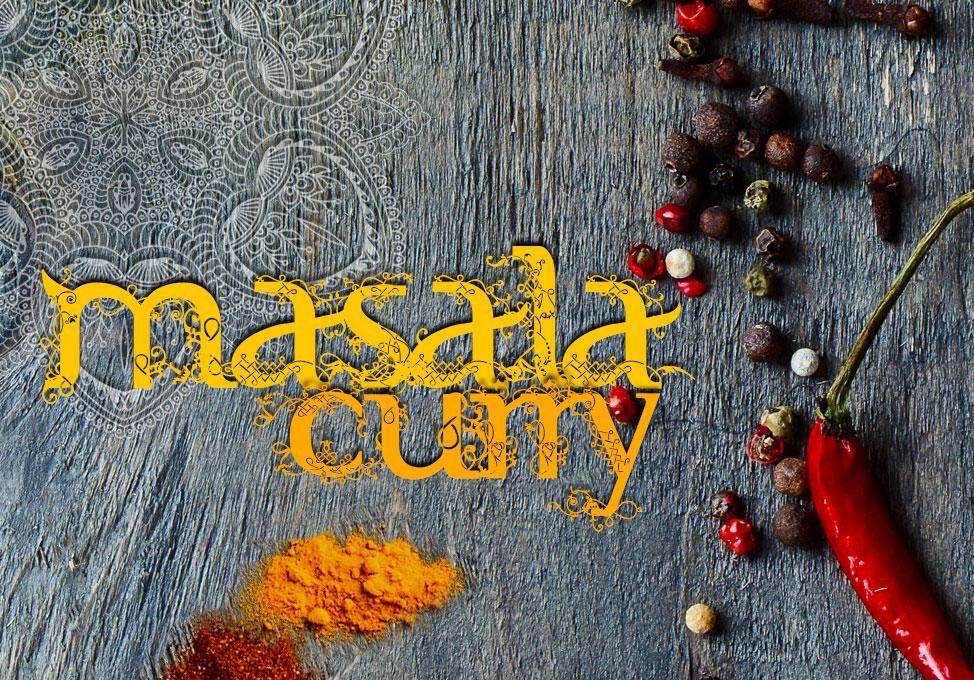 Masala el alma de la cocina india