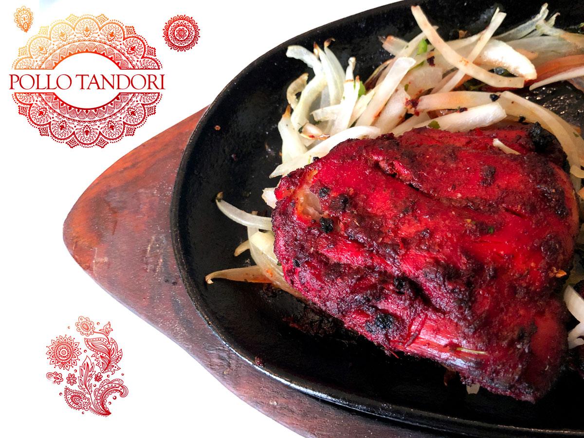 Pollo tandori chef koketo