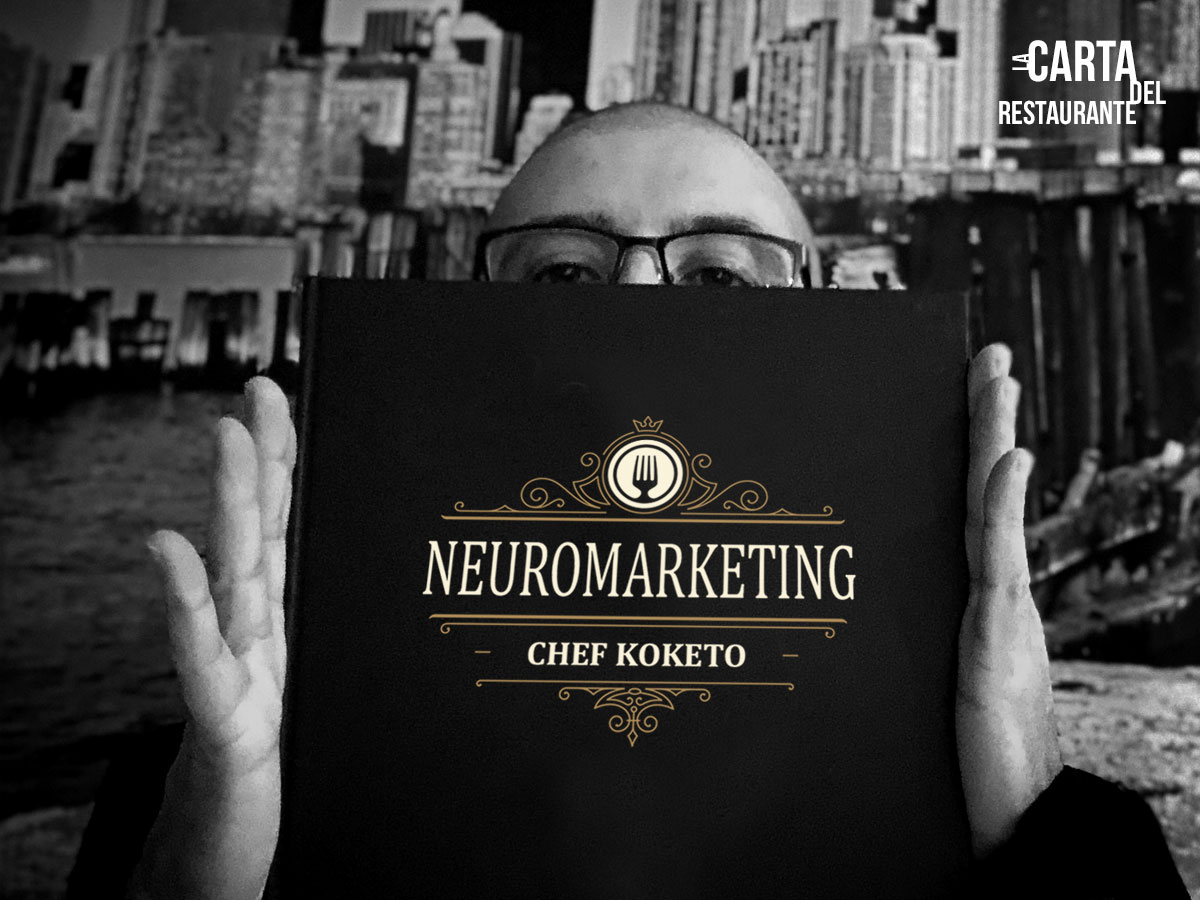 Neuromarketing. Chef koketo