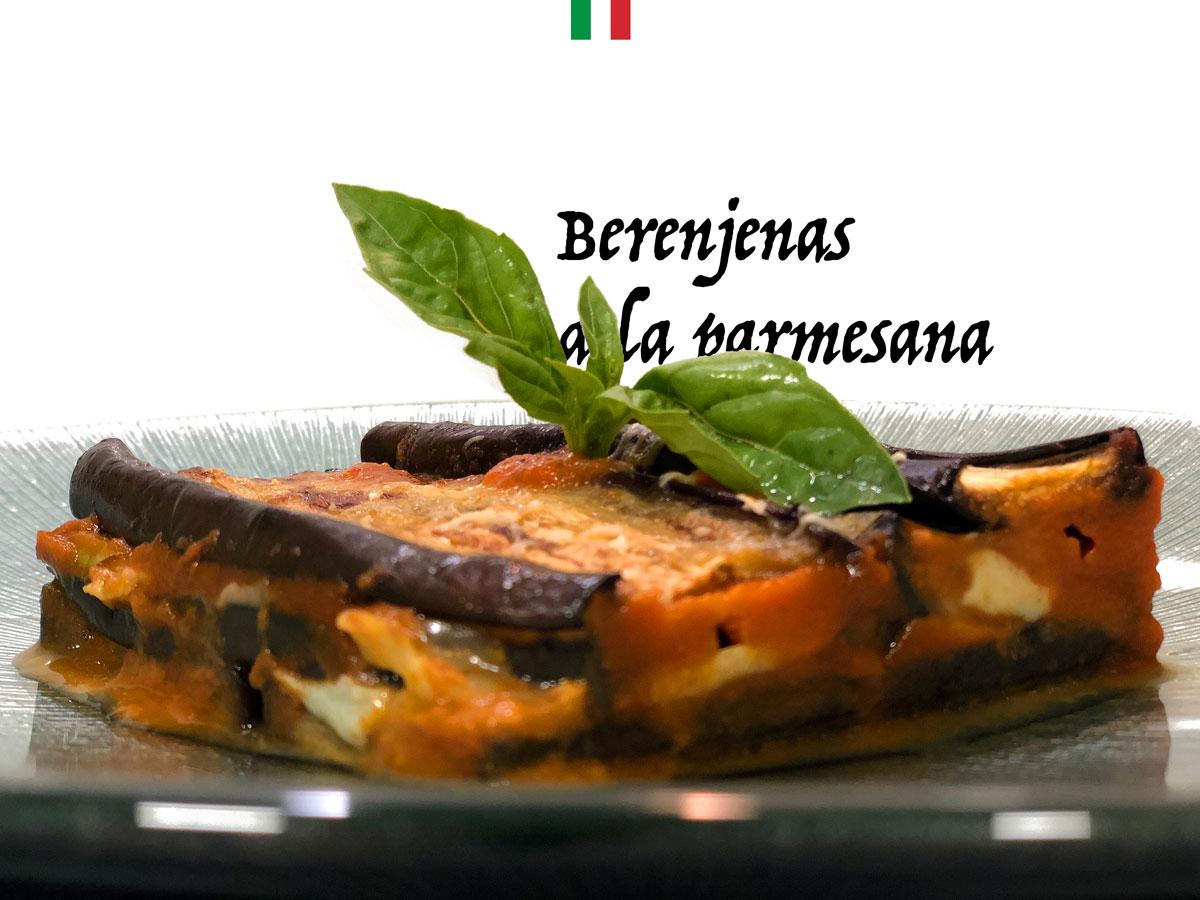 Berenjenas a la parmesana